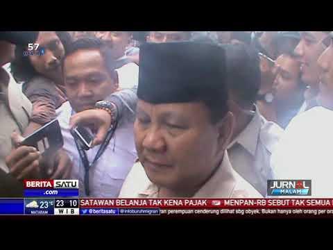 Prabowo Sebut Kasus