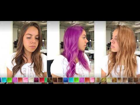 New AR demo apps preview hair coloring, and a fun way to leave messages for kids [Videos]
