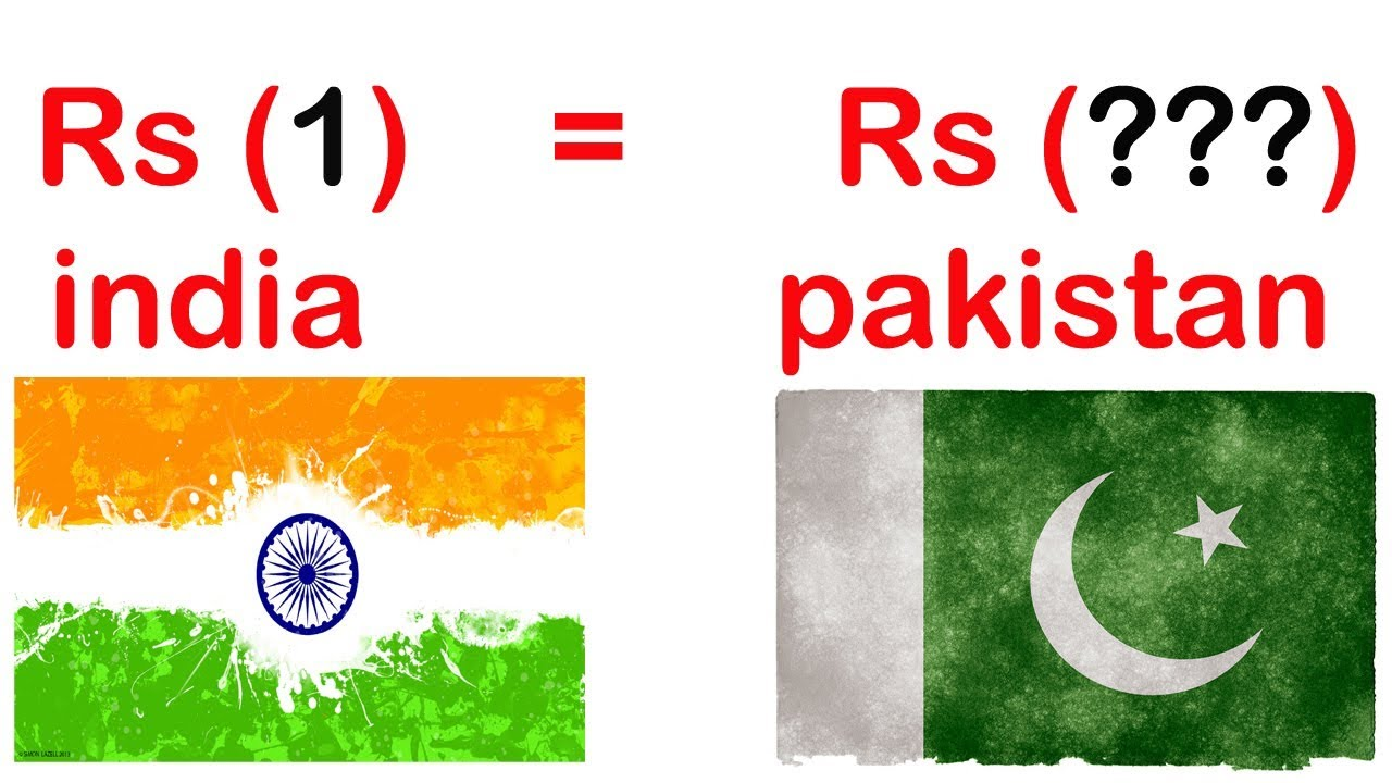 One Indian Ru Is Equal To How Many Stani Rus Hindi Urdu Rs