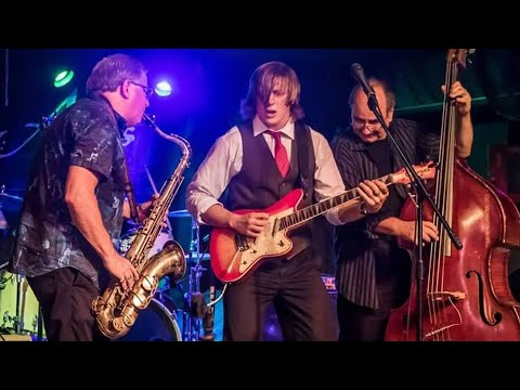 David Smash Band at International Blues Challenge 2017 semi finals in 360
