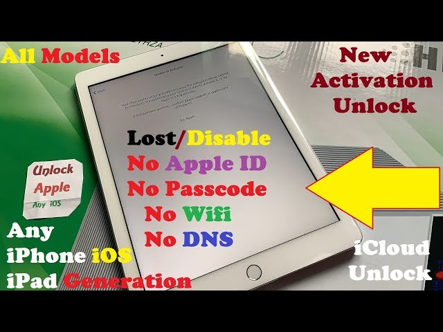 how to bypass icloud all devices