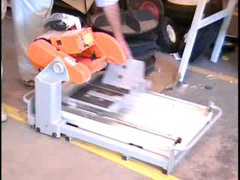 4003 2 5 Hp 10in Tile Saw 149