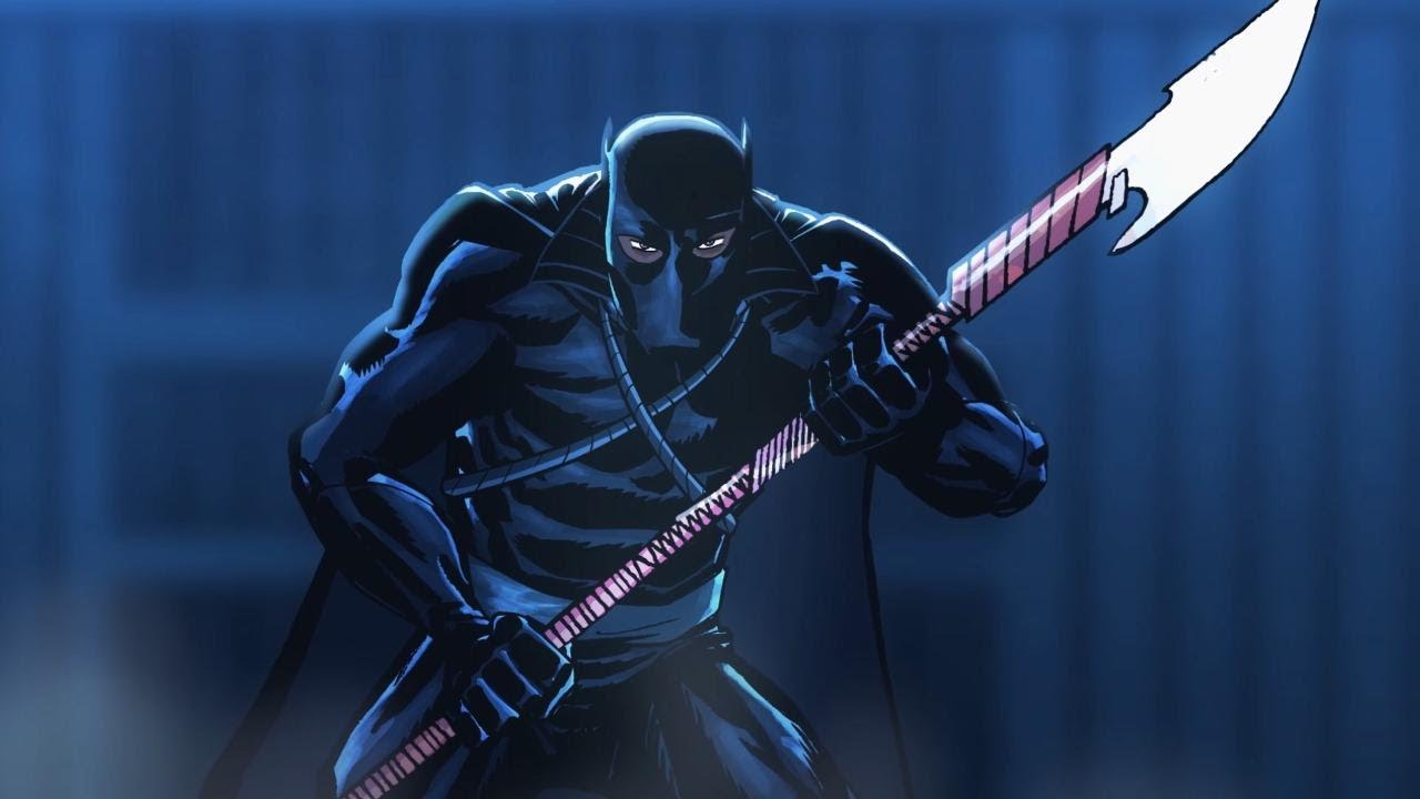 Marvel Knights Animation – Black Panther – Episode 6