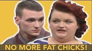 NO MORE Fat Chicks! (The Jerry Springer Show)