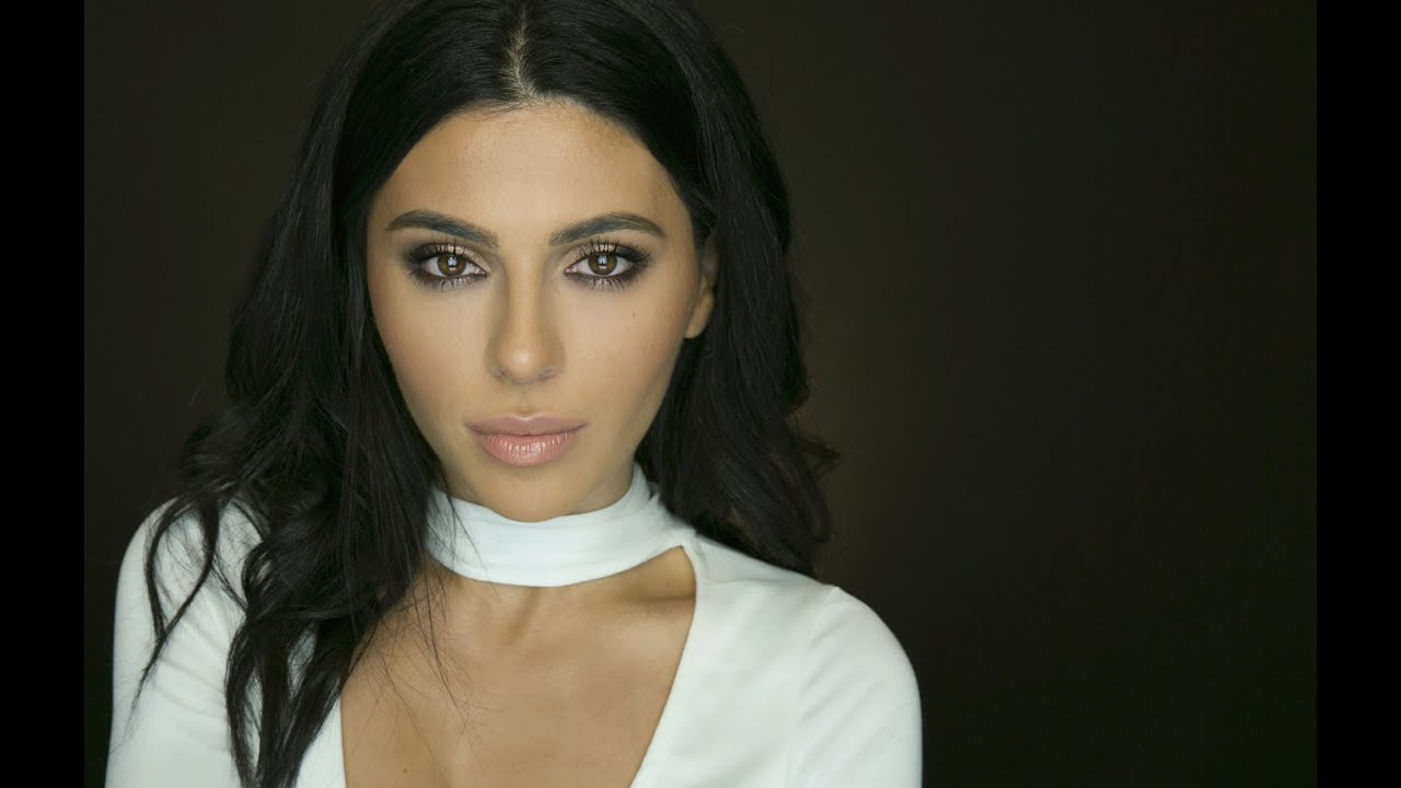 Bridal makeup tutorial makeup tutorial teni panosian youtube - My Oscar S Makeup Smokey Eye Teni Panosian