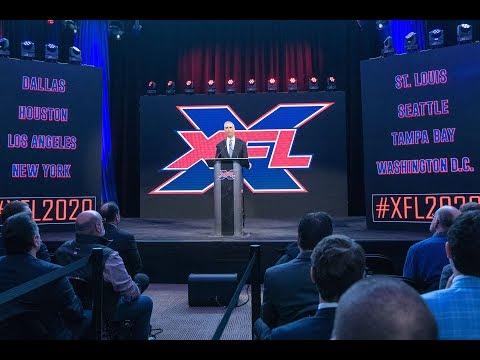 Ballard - Washington DC Is Getting An XFL Team