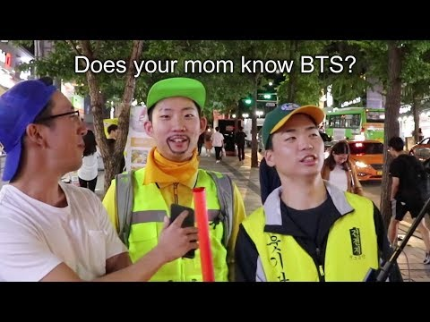What do Koreans think of BTS?
