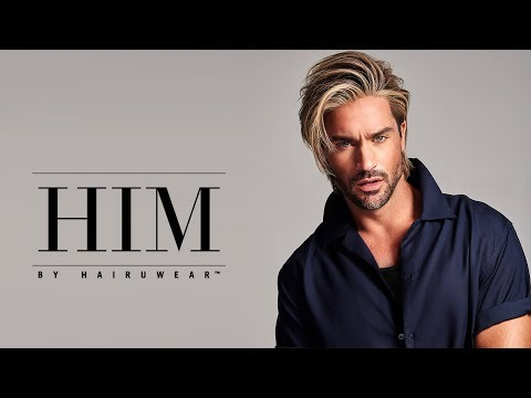 HIM By HairUWear Wigs For Men Collection - Men's Wigs   Hair Replacement Australia