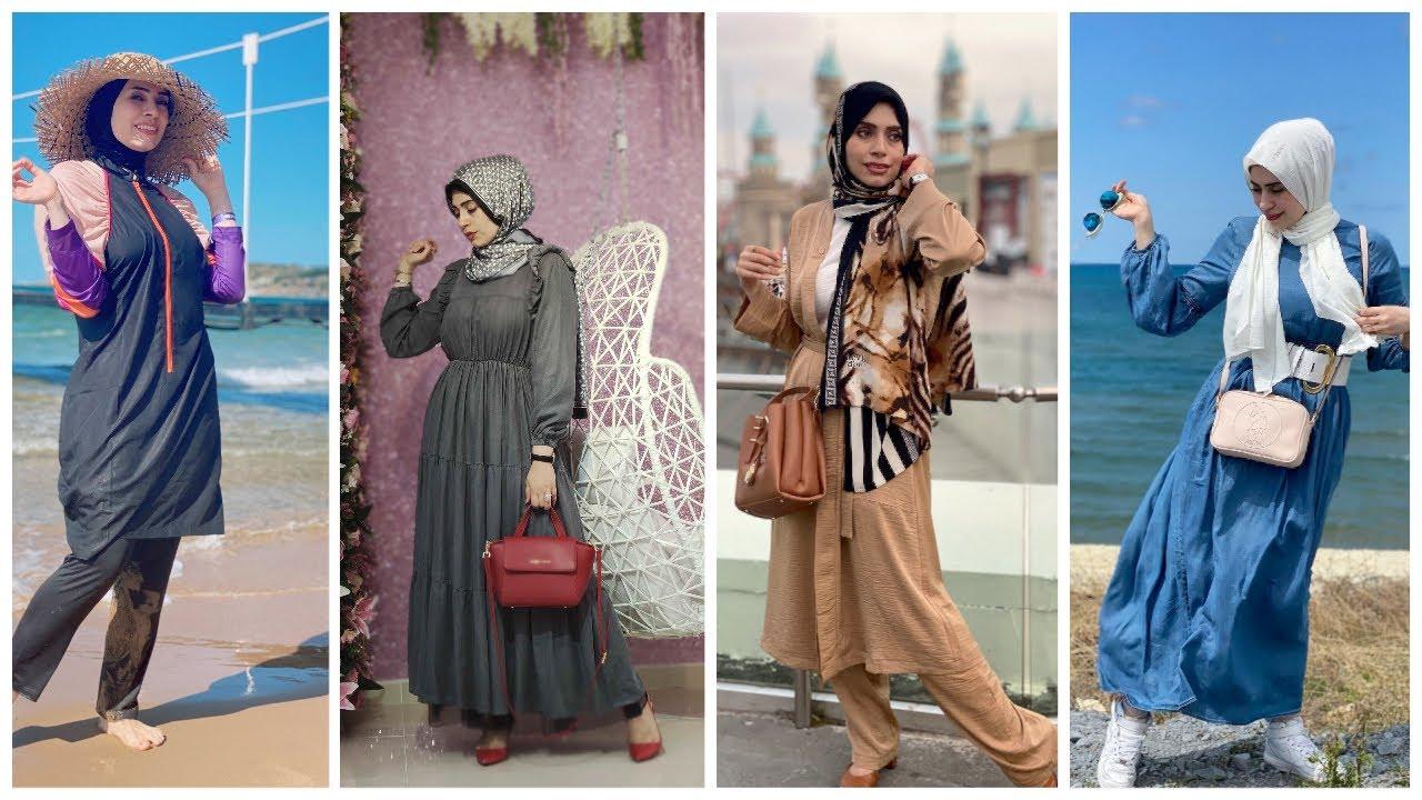 MODEST SWIMWEAR and ٍٍSummer LOOKBOOK from Modanisa    ملابس الصيف و البحر من مودانيسا