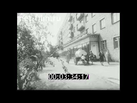 1983г. г.Емва. Княжпогостский завод ДВП. Коми