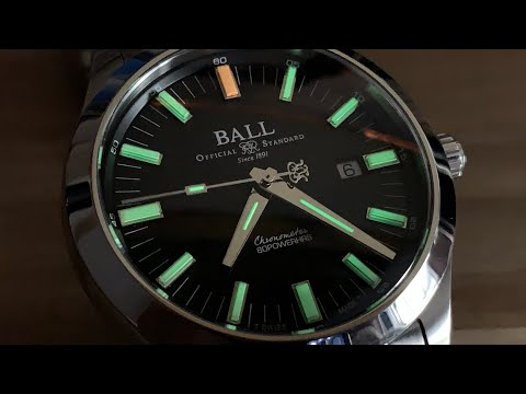 Ball Marvelight 43mm (in House Movement)