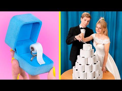 12 Funny Toilet Paper Pranks and Hacks