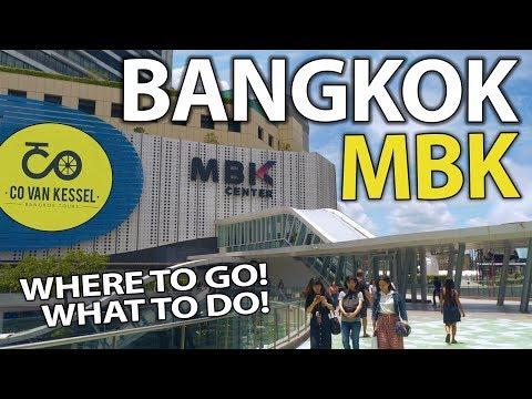 MBK center BANGKOK | Shopping Mall 2019 | What to do / Where to go
