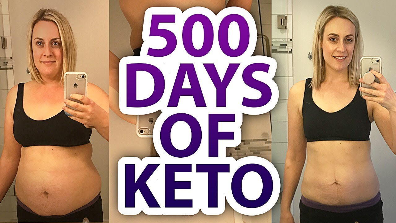 Keto Diet Before and After - 500 Days! - YouTube