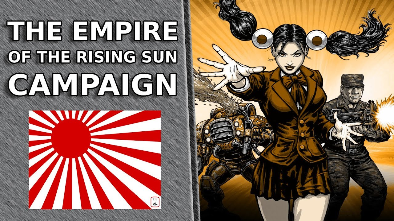 Red Alert 3 Uprising - The Empire Campaign Playthrough - Hard Difficulty