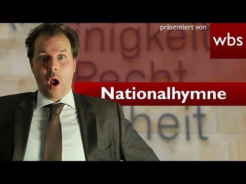 Nationalhymne soll geschlechtsneutral werden! Ist das überhaupt möglich? | RA Solmecke