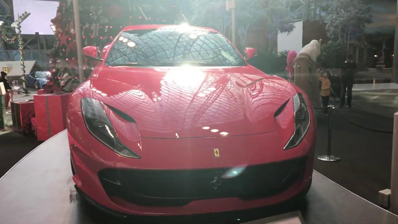 Отдых в Эмиратах (Абу-Даби. Ferrari-world)