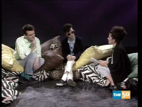 Morrissey & Johnny Marr Interview (Spanish Television) (1985)