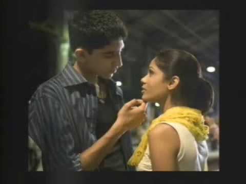 Slumdog Stars Caught Snogging