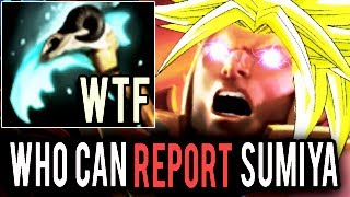 Can Anyone Stop SumiYa !? WTF is This Best Invoker in The World Epic Gameplay 7.06 Dota 2