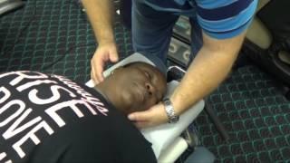 Bone Moving Loud Cavitation of Neck (Explanation of Loud Cracking Noise) - Dr Mandell