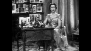 In 1957 the queen allowed her annual christmas message to be televised (rather than being broadcast on radio only) for first time. message, filmed...