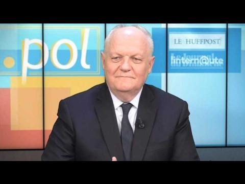 """François Asselineau, invité de l'émission """".Pol"""""""