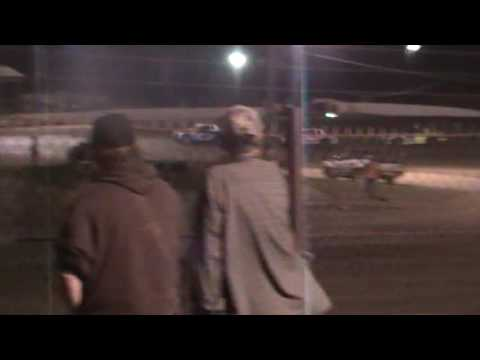 Charleston Speedway Factory Stock Feature Oct 15 2016