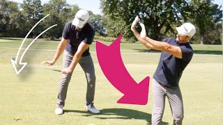 Low Hands Golf Swing Could Be The Key To Your Golfing Breakthrough