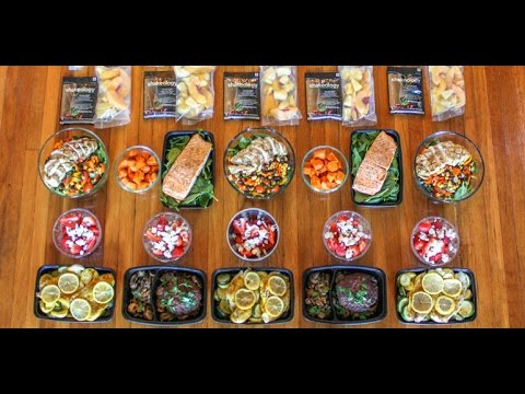 LOW CARB LOW CALORIE  MEAL PREP FOR WEIGHTLOSS UNDER 60$ Health & Fitness