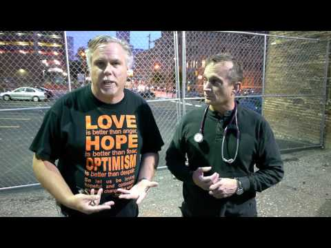 Street Medicine: Dr. Jim Withers talks makes housecalls to homeless people