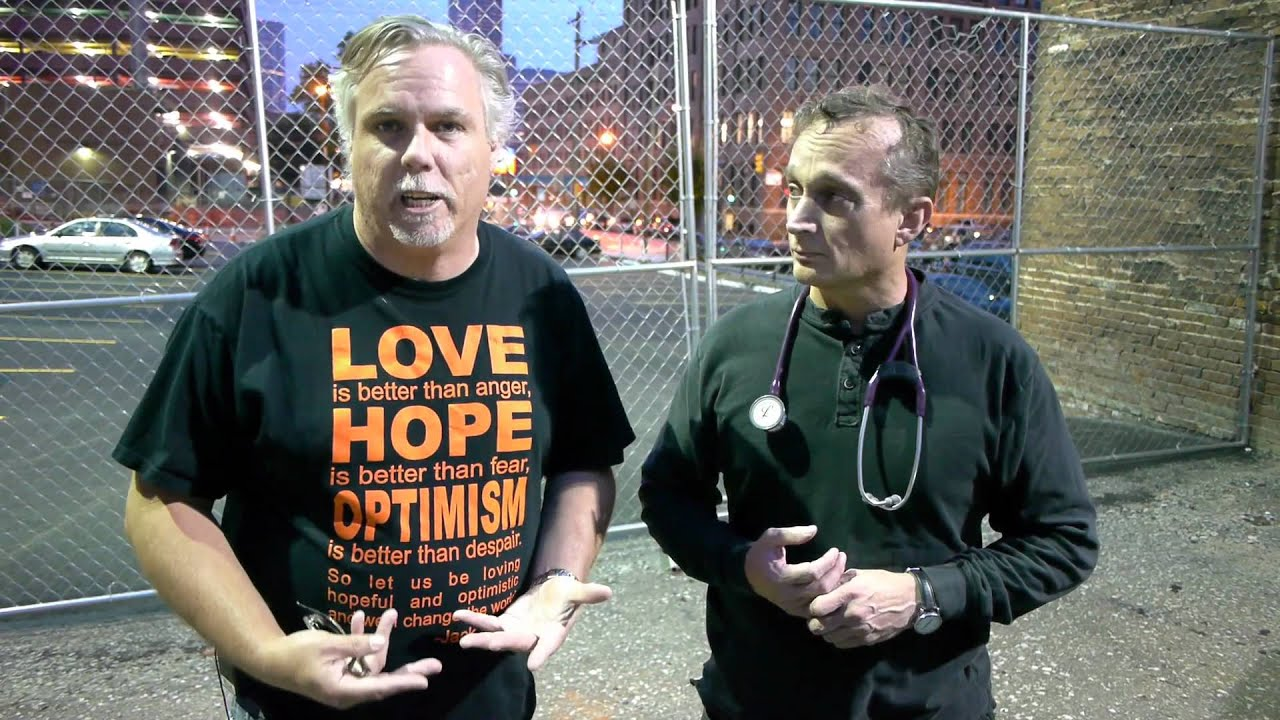 Street Medicine Mark Horvath Interviews Doctor James Withers video one  YouTube