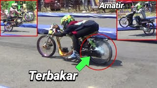 Video Di paksa Sampai jebol keluar asap Kelas breket 9 detik _ ssc dragbike download MP3, 3GP, MP4, WEBM, AVI, FLV September 2018