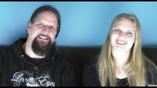 Interview with Alex Krull & Elina Siirala from LEAVES EYES for Sign of the Dragonhead album