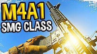 M4A1 BEST CLASS SETUP! - Modern Warfare Gold M4A1 Gameplay & M4 Best Attachments (MW Rushing Class)