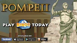 Bingo Blitz - Pompeii Trailer