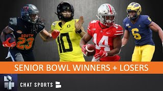 2020 NFL Draft: Senior Bowl Winners And Losers Ft. Sleeper, Fallers & Risers Like Justin Herbert