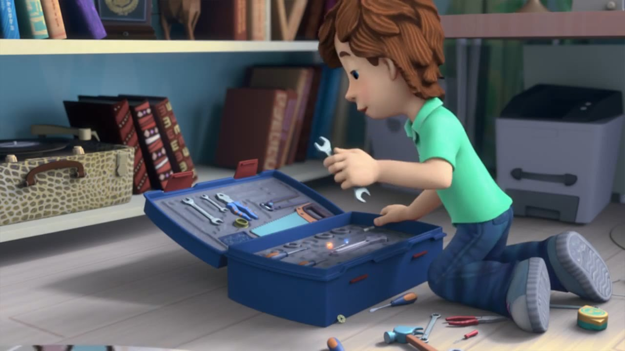 Фиксики - Инструменты | Познавательные мультики для детей