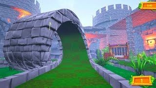 CASTLE CHAOS! - GOLF IT