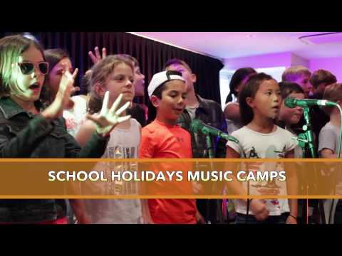 School Holiday Music Camps at Big Music in Sydney