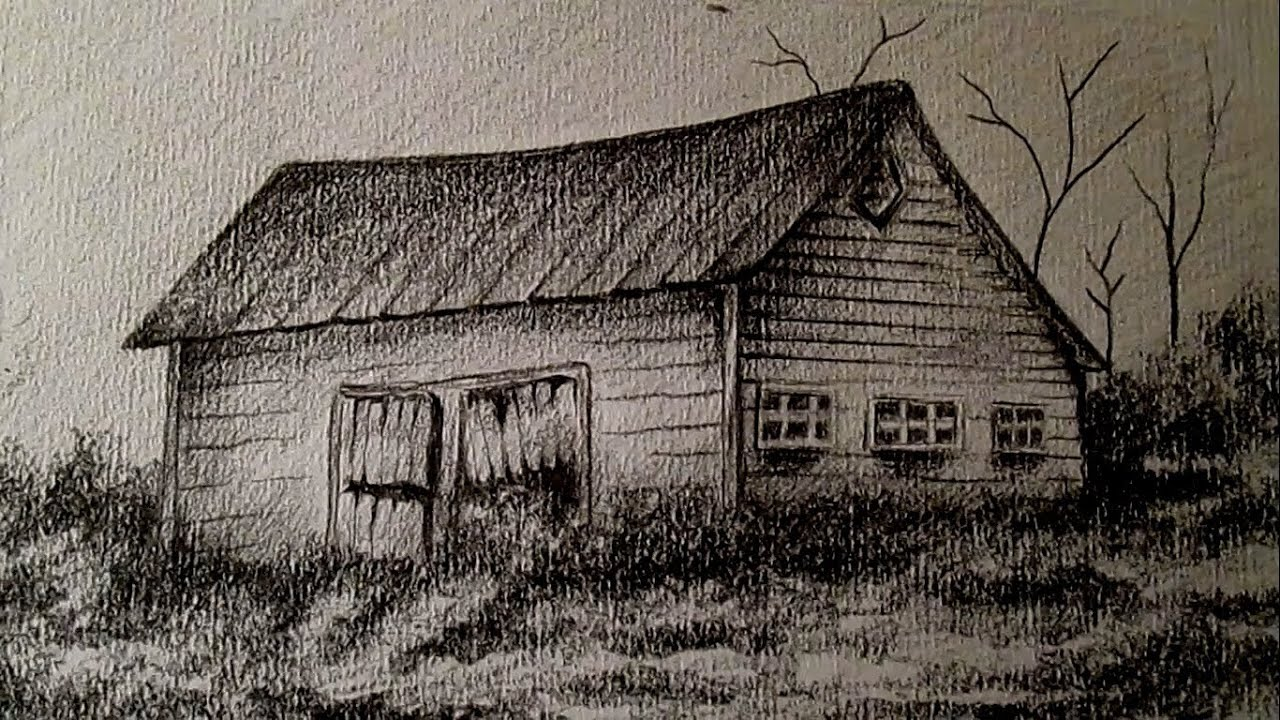 Resultado de imagen de casa de campo dibujo