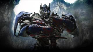 Transformers 4 Age of Extinction OST - 18. Dinobot Charge - Steve Jablonsky