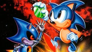 Sonic CD Todas las Animaciones [Full HD 1080p]