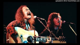 Crosby & Nash - Immigration Man   1972