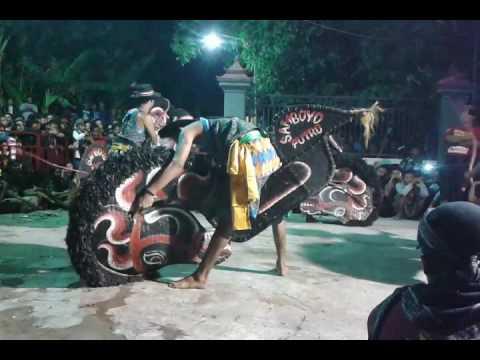 Samboyo putro tarian kepang terakir live pule getas