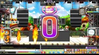 Maplestory Music Festival (MMF) Henesys Stage Clear + Tips