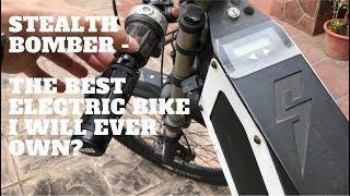 Стелс електричний велосипед бомбардувальника B-52, у Сінгапурі - 5 років!