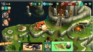 DreamWorks Dragons : Rise Of Berk Runes Hack