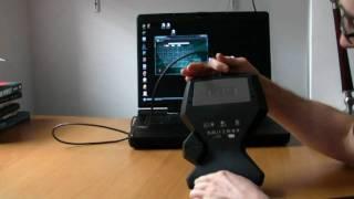 hands-on Logitech G13 Gameboard