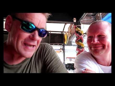 Getting Food Poisoning with Boston Kev - Pattaya